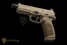 Cybergun FNX-45 Tactical GBB (Tan)