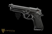 WE M92F (Black / Full Metal)
