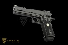 WE HI-CAPA 5.1 Dragon Type B - Black (Full Metal)